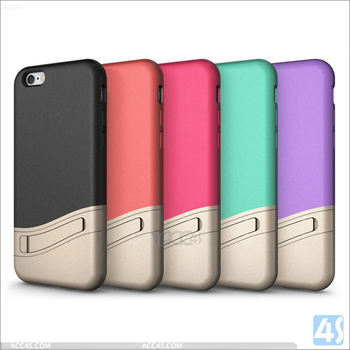 Factory desgin combo case for Iphone 6, for Iphone 6 2 in 1 case
