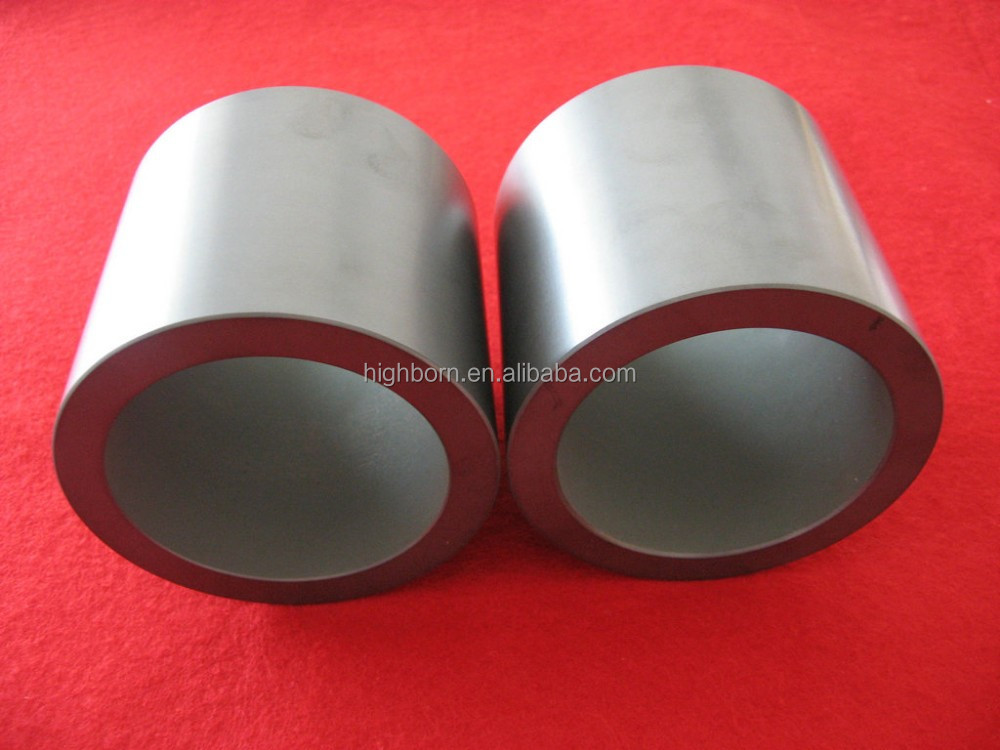 Shine Surface silicon nitride Si3N4 bushing collar