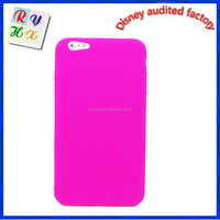 Wholesale alibaba china custom candy color silicone mobile phone case