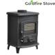 Multi Fuel Cast Iron Wood Burning Stove