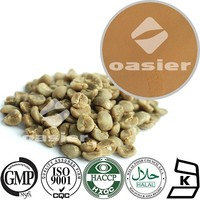 Pure Green Coffee Bean Extract with GCA, 800 mg, vegetable capsules, 60 count.Contains 50% Chlorogenic Acid