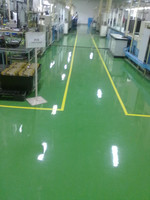 Maydos hot sale Easy wash and renewable oil resistant epoxy floor paint