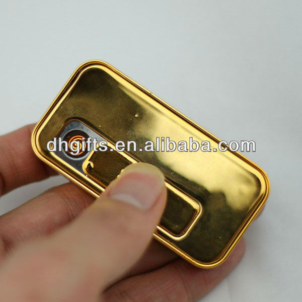 brass metal oil lighter