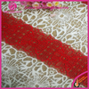 Beautiful Garment Accessories high quality water soluble French Lace Fabric for women dress