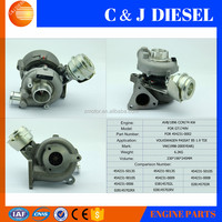 GT1749V Turbo 454231-0006 with Engine TDI 110 For Volkswagen Passat