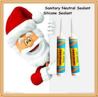 Neutral Cure Weatherproof Sanitary Silicone Sealant