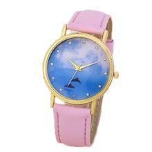 Hot Sales Cheap price Boat Designer Face Geneva Leather Watches Hot Sales Geneva Analog Watches Quartz Watches Lady
