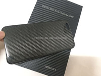 100% real carbon fiber phone case, carbon fiber cell phone cover, carbon fiber mobile phone case