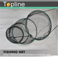 cheap carp fishing tackle fishing keeping net made in China