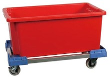 Convenient Steel Moving Dolly with Dual Wheels PKD-D