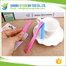 Eyebrow Scraping Knife, Promotional blade beauty makeup tools, shaving cutter threading