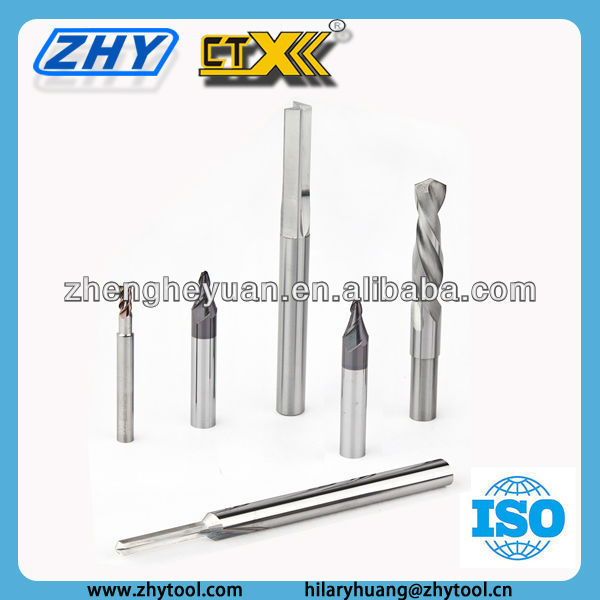 ZHY Various of OEM Carbide Cutting Tools