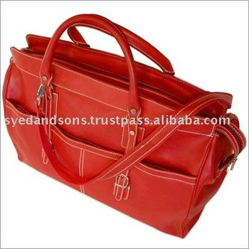 Duffle Leather  Bags 1712