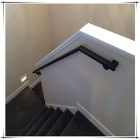 Used wrought iron stair railing