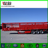 tri-axle fence cargo trailer cargo transportation trailer hot sale