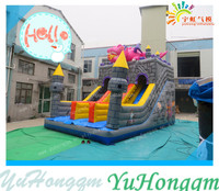 Hot Sale Dragon Inflatable Slide/ Bouncy Slide For Kids Giant Inflatable Sports Game Water Slide