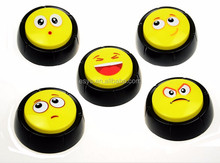 voice Recording custom sounds plastic talking buttons for gifts
