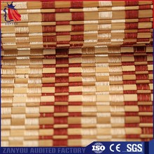 Cut to width natural bamboo rollup widow curtain