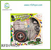 Funny roulette game gambling toy for kids party gambling set