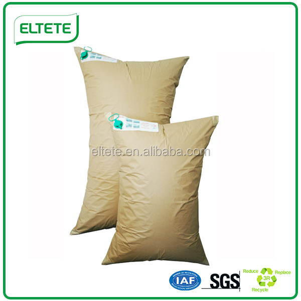 International truck paper air bag for protection