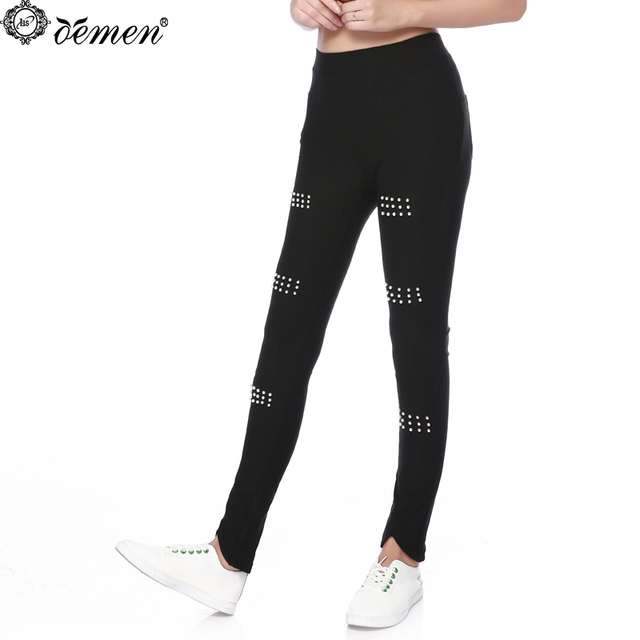 China Wholesale Pearls Full of Leg Women Exercise and Gym Leggings Young Girl Tights Leggings