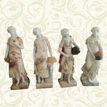 Famous Marble Sculpture Goddess of Four Season for sale