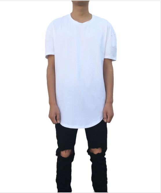 Online Shopping India Men's Clothing Loose Fit Plain Blank High Quality Men's Comfortable Color Men's tshirt