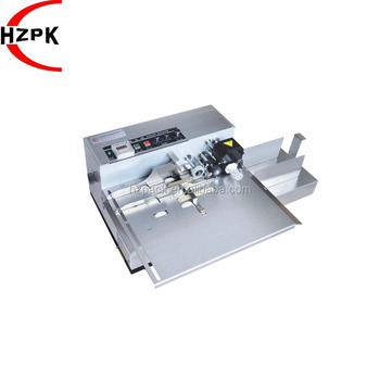 MY-380F/Wide Solid-ink Batch Coding Machine Number Printing Machine for Paper,Card and Box