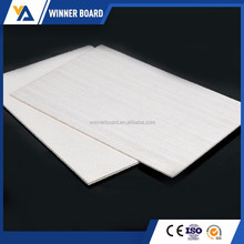 Fire doors & walls CE certificate decorative fireproof glass mgo board magnesium oxide board price made in china 0.6-1.4