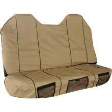 Beige Back Oxford Waterproof Car Seat Cover For Most Car And SUV