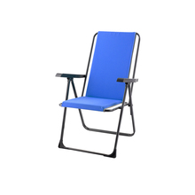 Luxury Foldaway Kids Padded Metal Folding Chairs Aluminum Camping Chair
