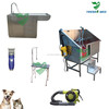 One-stop shop best stainless dog grooming bathtub table