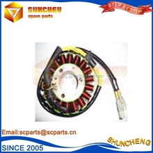 Motorcycle Electrical Systems KZ1000 motorcycle stator coil