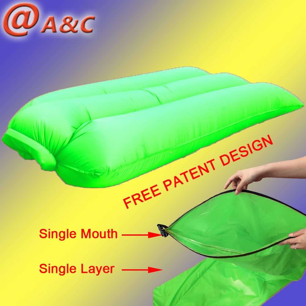 2017 Trending Products Air Cushion Inflatable Bed, Ali Best Seller OEM Air Sofa&