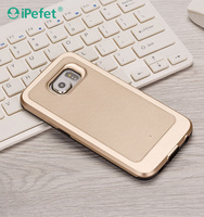 2 in 1 Drop shock Hybrid Case Armor Case PC + TPU case cover for Samsung Galaxy S6