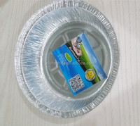 Fine quality & Inexpensive Wise choice 100% food grade Aluminum Foil Container for food package