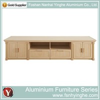 New European Style Aluminium TV Stand Cabinet