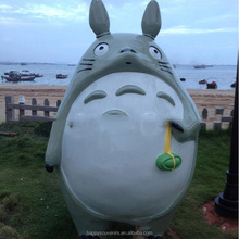 Lovely Neighbor Totoro sculpture for shopping mall/amusement park