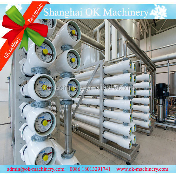 RO drinking water purification filter machine/water treatment plants system (cc)