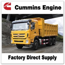 Sitom Cummins Engine 340HP sand dump truck tipper truck for sale - LHD & RHD