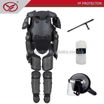Riot Armor Police Equipment Anti Flame Suit