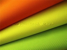 1680D oxford pvc coated recycled polyester fabric