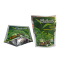 Food grade ODM design printed mylar ziplock foil tea bag
