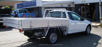 Aluminium ute trays for pickup truck