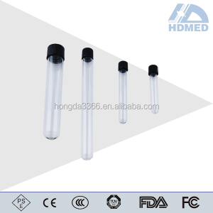 Borosilicate Glass Test Tube With Screw Cap