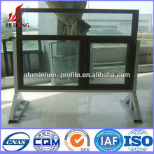 Top Selling extrusion profile aluminum alloy sliding door frames/windows