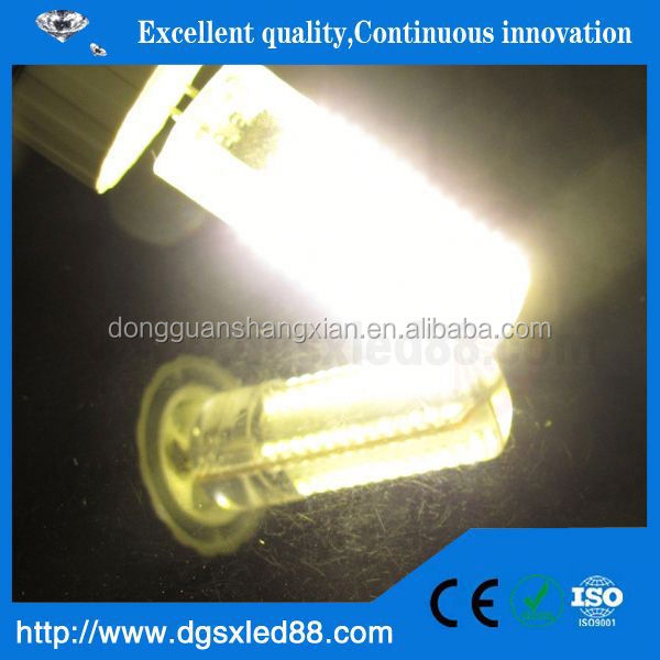 7w smd 5030 led bulb SMD 5050 LED G4 2-2.5W 180-200LM 2800-3200K Warm White Light LED Spot Bulb (12V)