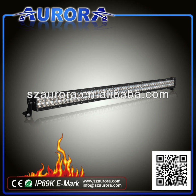 AURORA patent IP69K 50inch 5w led bull bar light