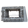 prefabricated reinforced concrete culvert mold and machine made in China