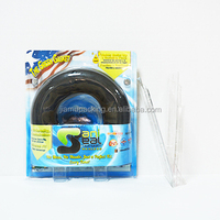 plastic blister packaging,standed PVC/PET clamshell with printing card